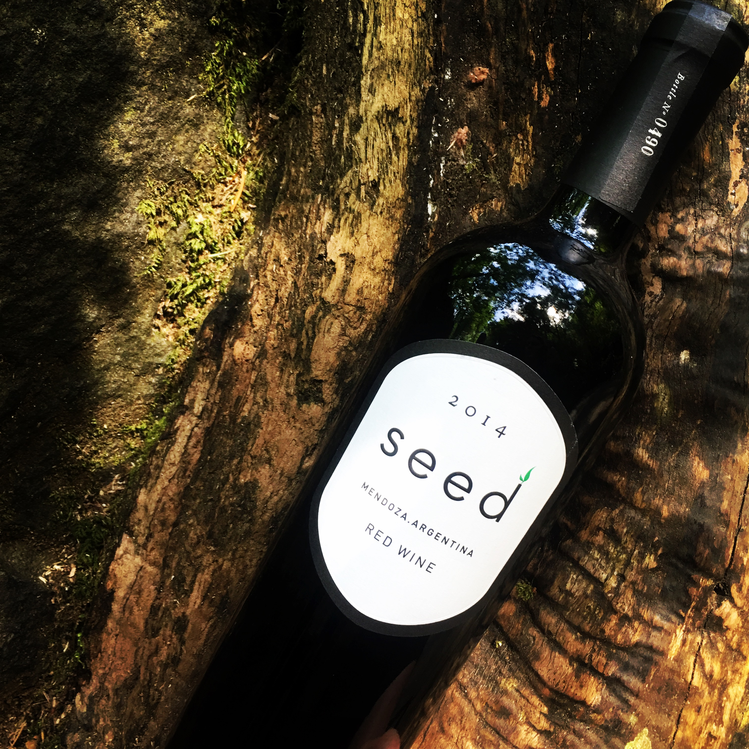 Seed Red Wine 2014